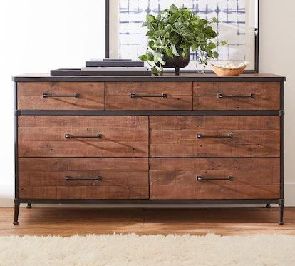 Juno Extra Wide Dresser, Neutral