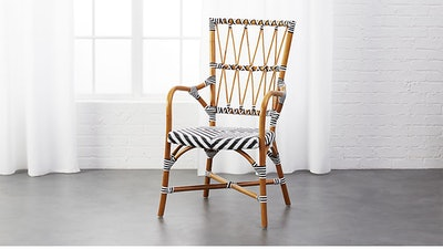 Criss Cross Cafe Chair