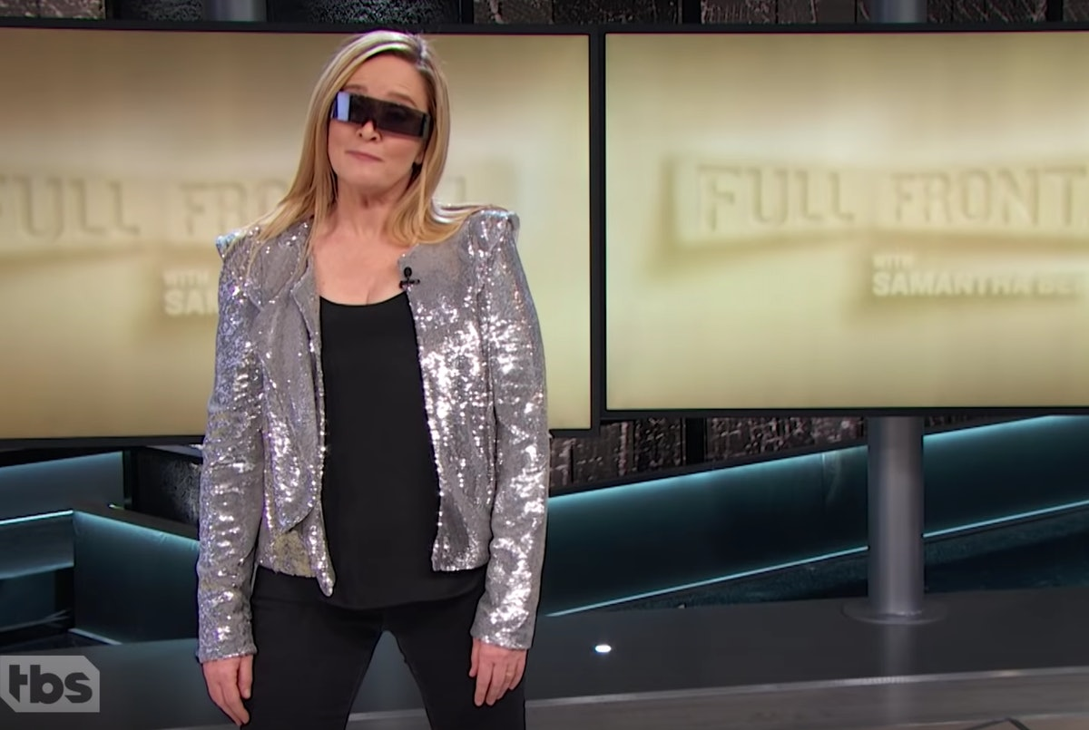 """Samantha Bee's """"Democracy: A Retrospective"""" Segment Explains How It All Went Wrong"""