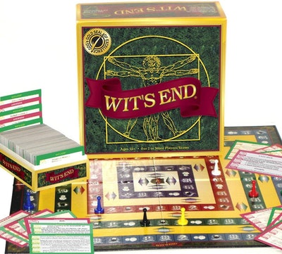 Game Development Group Wit's End Board Game
