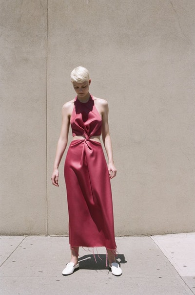 Mia Twist Dress