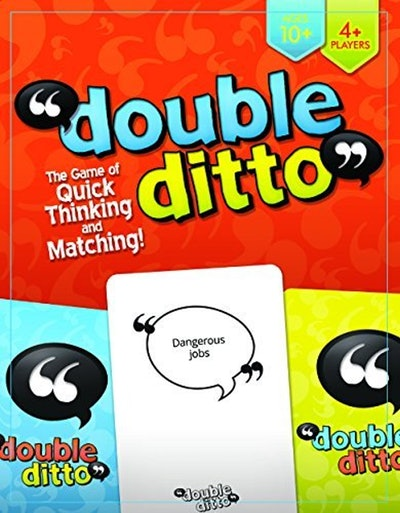 Inspiration Play Double Ditto Board Game