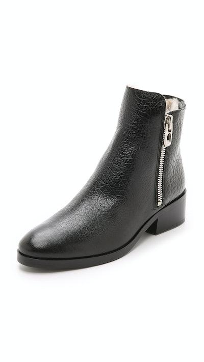 Alexa Shearling Boots