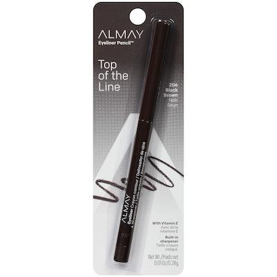 Almay Eyeliner Pencil With Built-In Sharpener
