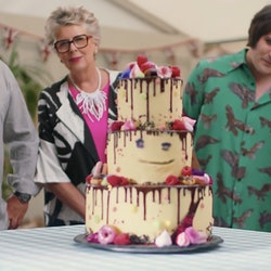 The Great British Baking Show is one of many calming TV shows on Netflix to fall asleep to.