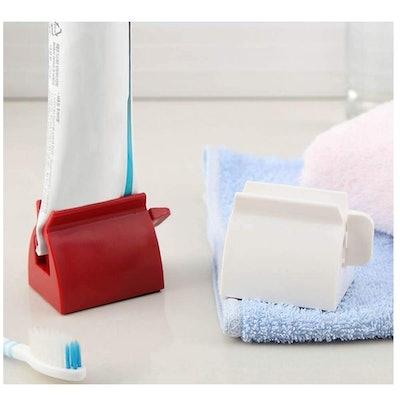 ISKYBOB Rolling Toothpaste Squeezer