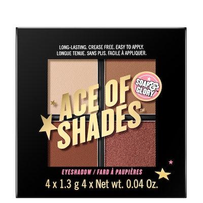 Soap & Glory Ace of Shades Eye Shadow Quad 4 x 0.04oz
