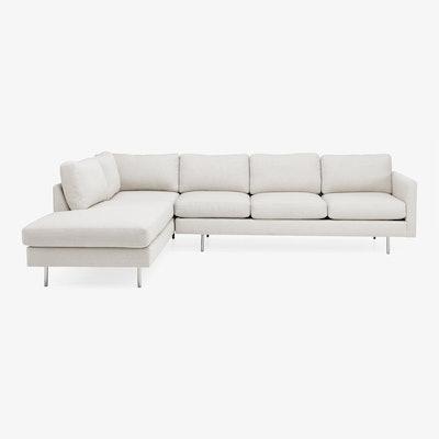 Thayer Coggin + Milo Baughman Design Classic Sectional
