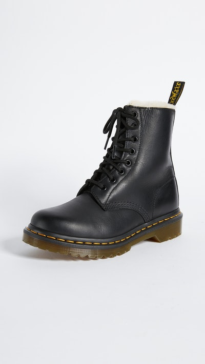 1460 Serena 8-Eye Sherpa Boots