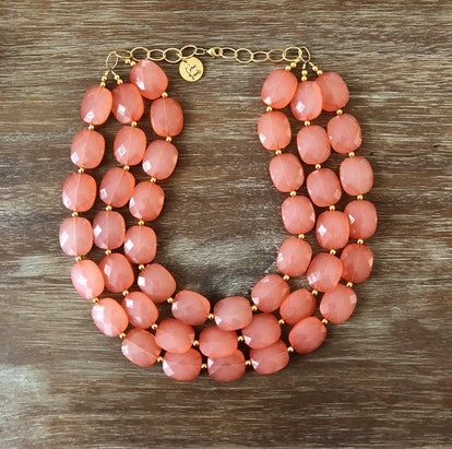 Living Coral Necklace
