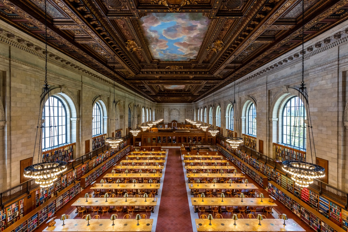 "New York City Has Three Different Library Systems — And Their ""Sibling Rivalry"" Is The Stuff Of Legends"