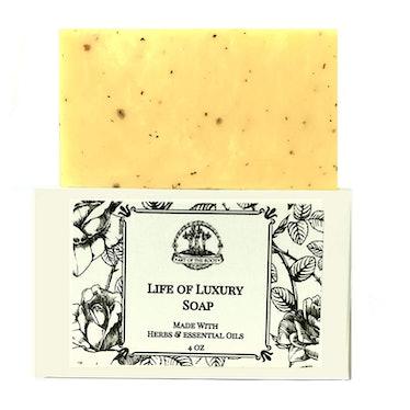 Art Of The Root Herbal Soap Bar