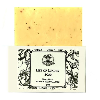 Art Of The Root Herbal Soap Bar