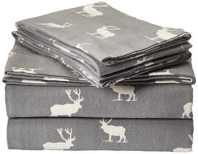 Eddie Bauer Elk Grove Flannel Sheets