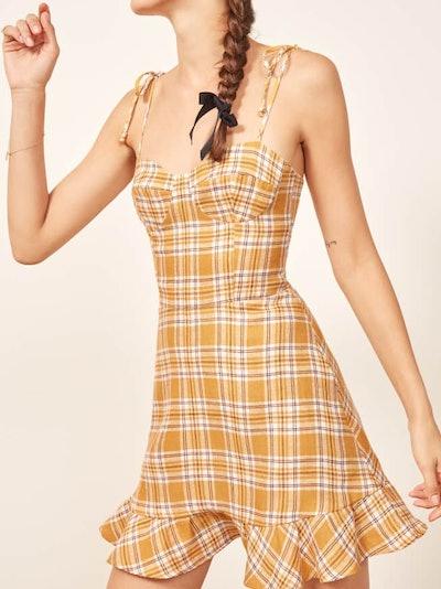 Porto Dress in Cher