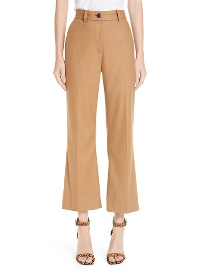 Libby Crop Flare Pants