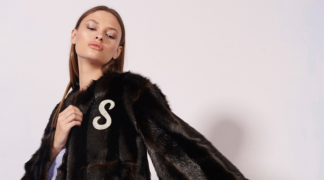 STAUD s Faux Fur Jacket Is The Fashion-Girl Answer To Personalized Gifts 6eb2460bc8