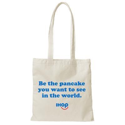 Be The Pancake Shopper Tote