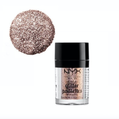 "Metallic Glitter in ""Goldstone"""