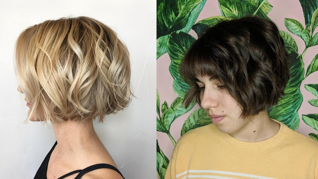 2b9b49fd25663 The Chin-Length Bob Haircut Trend Is Taking Over, So Expect Short Cuts On  Everyone In 2019