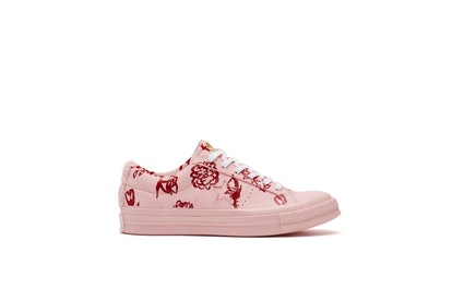 Converse x Shrimps One Star Low Top