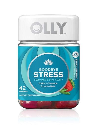 Olly Goodbye Stress Gummies