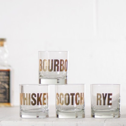 20k GOLD Mixology Cocktail Glass