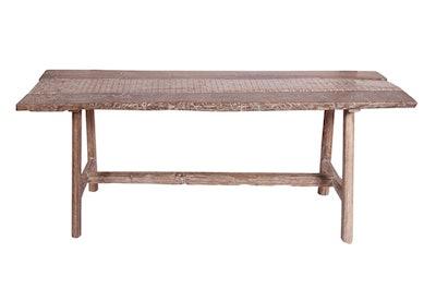 Shell Inlay Table
