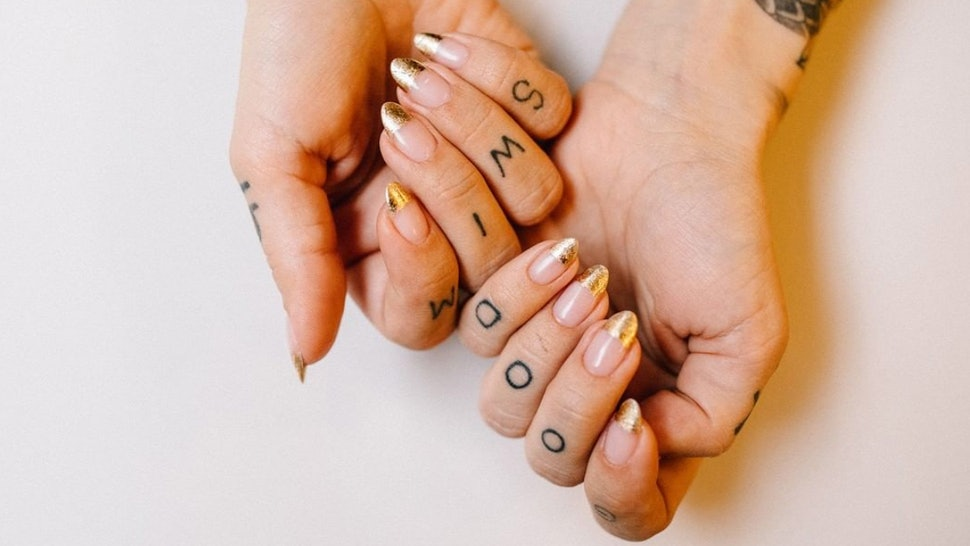 What Are Almond Nails Discover The Shape Thats Tipped To Be A