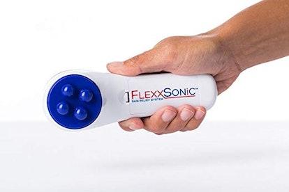 FlexxSonic Handheld Massager
