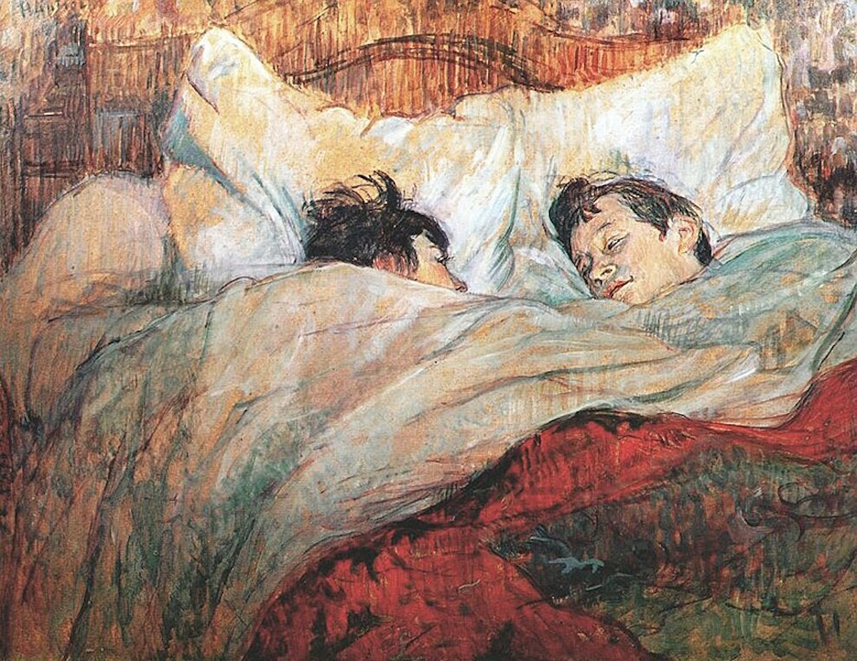 How To Sleep Better When You Share A Bed, According To Science