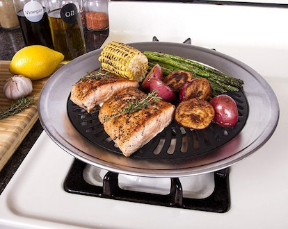 Kitchen + Home Stovetop Indoor Grill