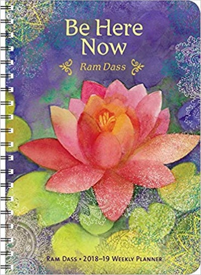 Ram Dass 2019 On-the-Go Weekly Planner