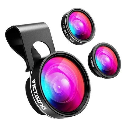 Vic Tsing Phone Camera Lenses