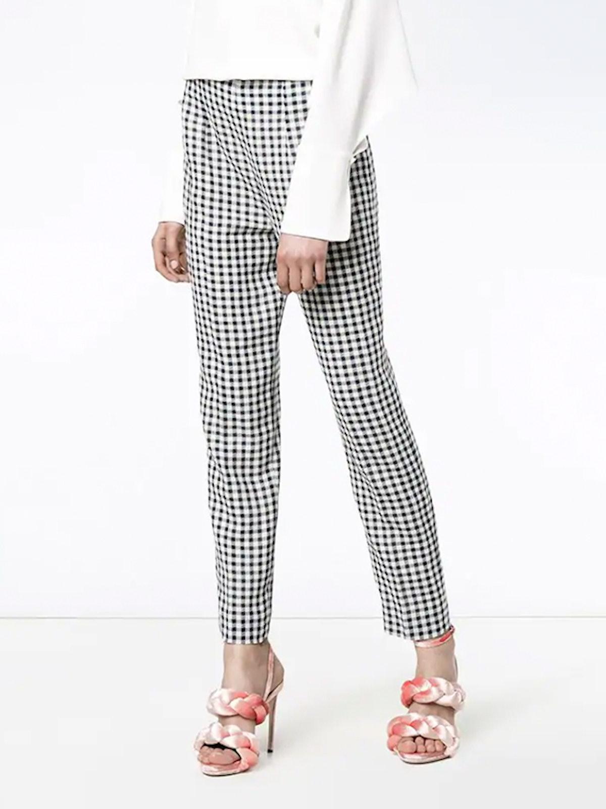 Arabella Gingham Trousers