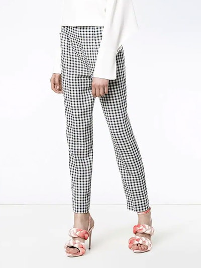Arabella Gingham Trousers