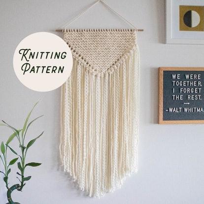 GreenPeonyShop Knitting Pattern