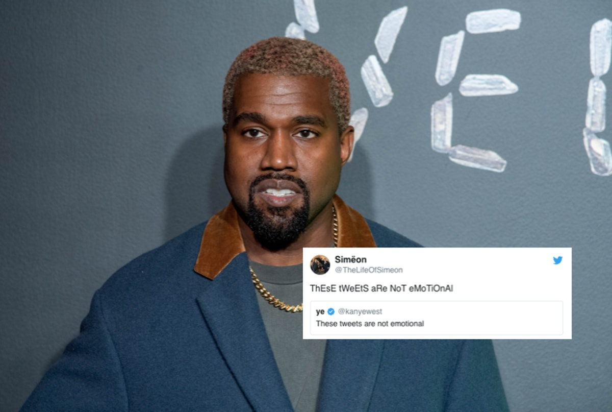 These Memes About Kanye West's Drake Rant Are Seriously Hilarious