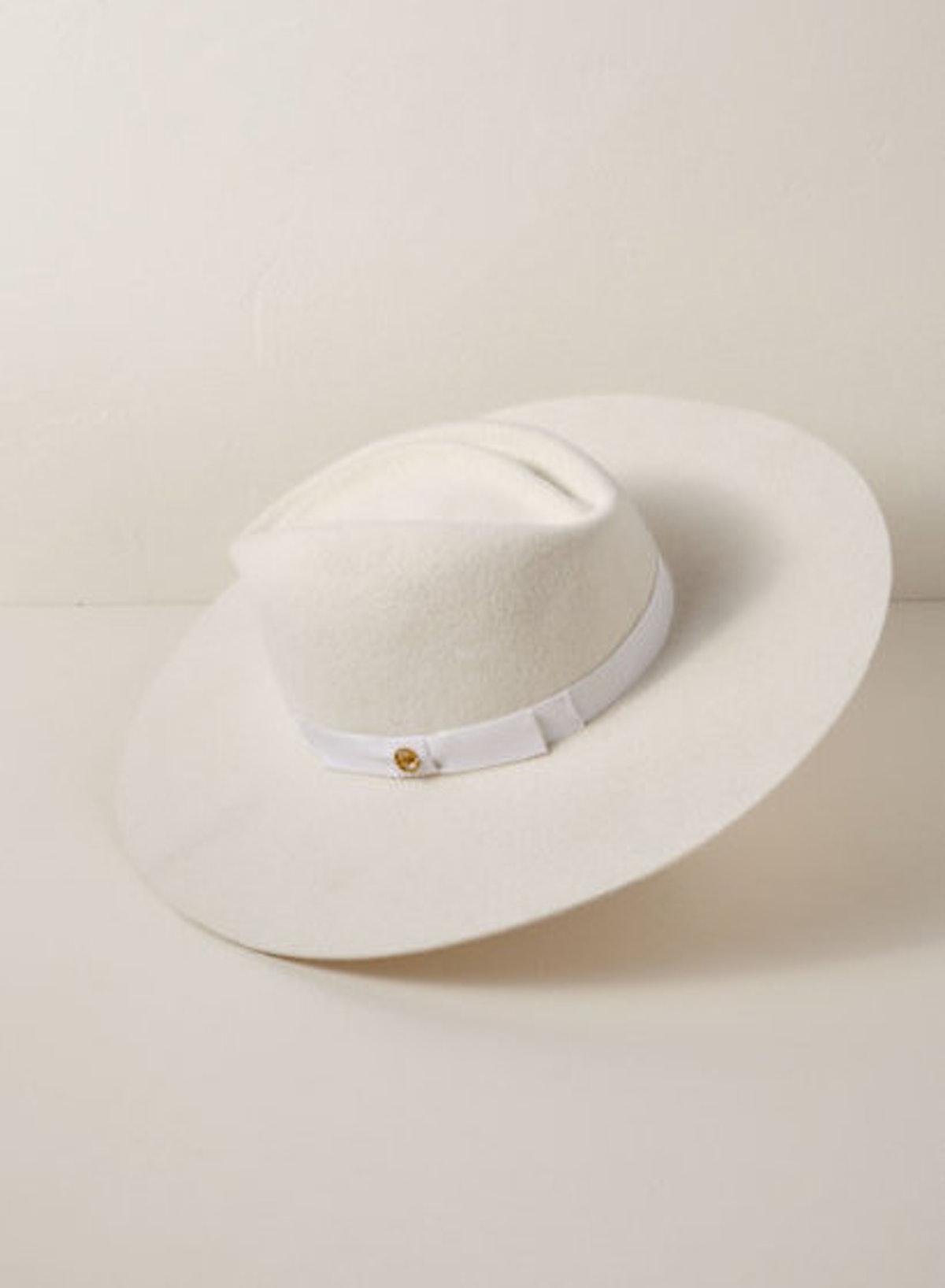 Hunter Felt Hat