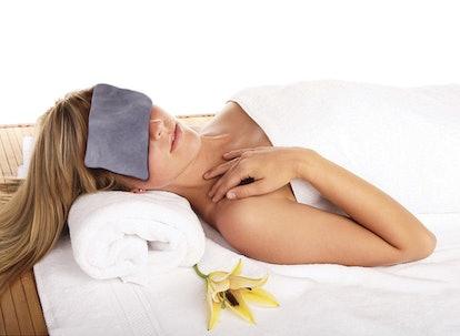 DreamTime Aromatherapy Eye Pillow