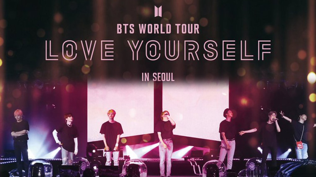 A BTS 'Love Yourself' Concert Movie Is Coming, So You Can