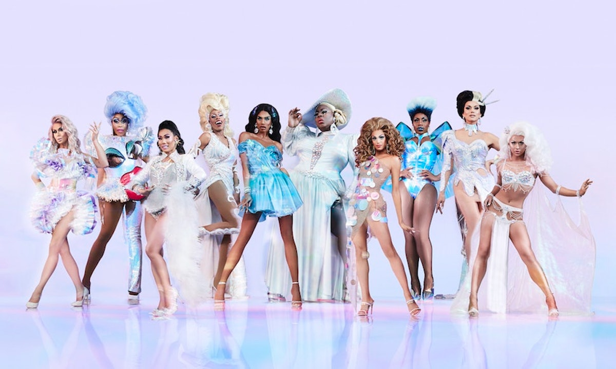 The 'Drag Race: All Stars' 4 Guest Judges Include Meredith Grey & An Olympic Heartthrob