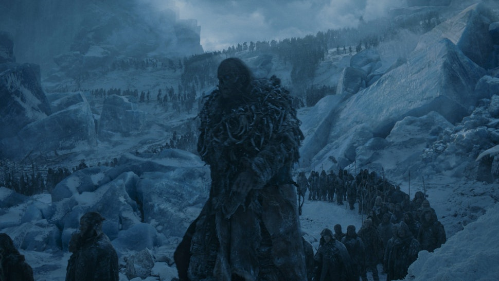 'Game Of Thrones' Season 8 May Introduce Ice Spiders, So