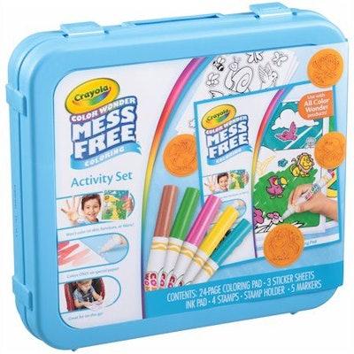 Crayola Color Wonder Mess Free Coloring Activity Set