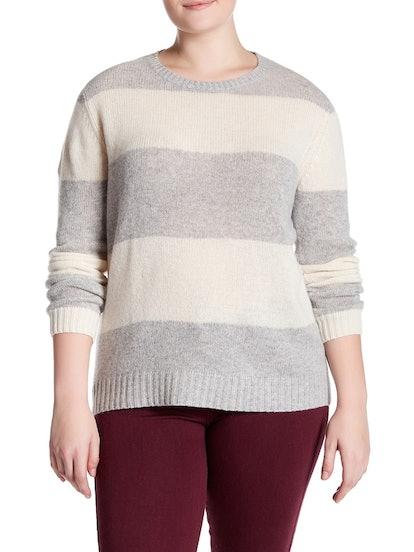Titia Stripe Cashmere Sweater
