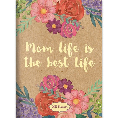 2019 Planner Mom Life - TF Publishing