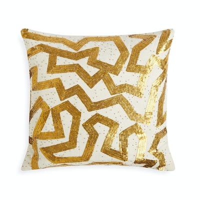 Talitha Graffiti Throw Pillow