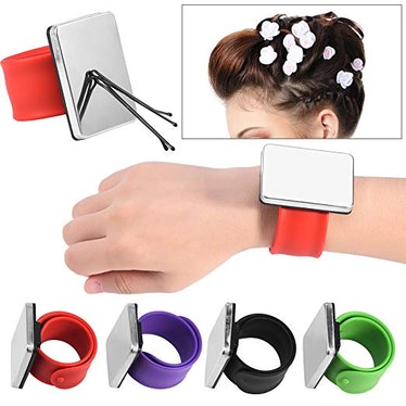 ZJchao Hairpin Magnetic Wrist Holder (4 Pack)
