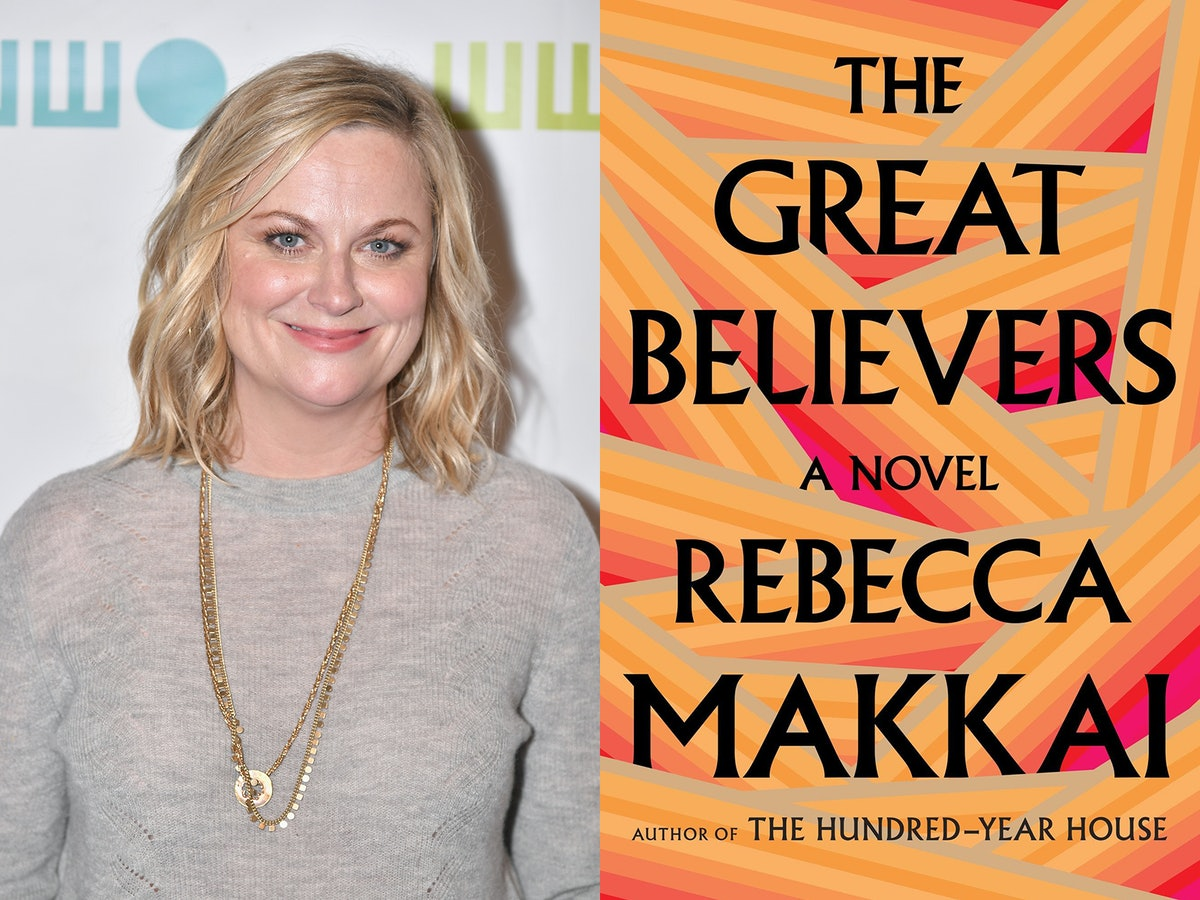Amy Poehler Optioned 'The Great Believers' For TV & It's Such An Important Story To See On Screen