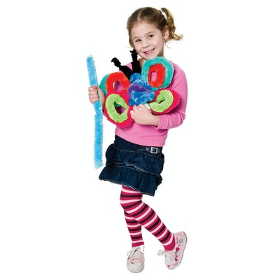 Creativity Street® Super Colossal Pipe Cleaners, Pack of 24
